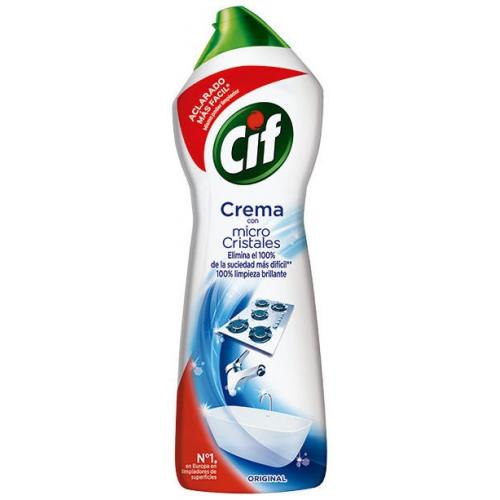 Mleczko do czyszczenia Cif