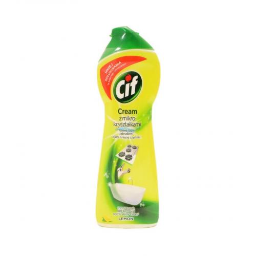 Mleczko do czyszczenia Cif...