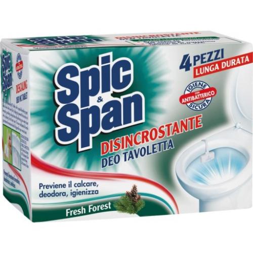 Kostki do toalety Spic&Span...